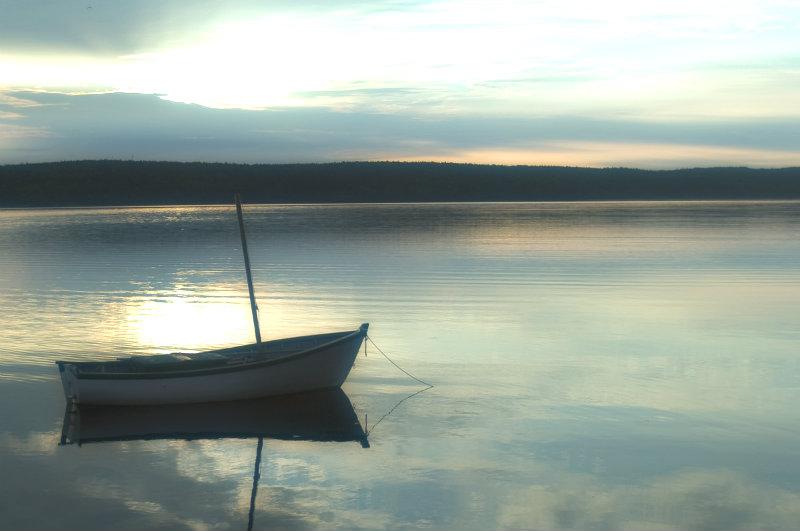 barco para Pasárgada - foto de Geoffrey Whiteway - Stockvault